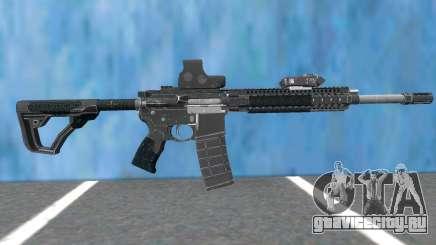 Daniel Defense 5 MK12 Assault Rifle для GTA San Andreas