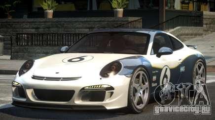 RUF RGT-8 SP Racing L4 для GTA 4