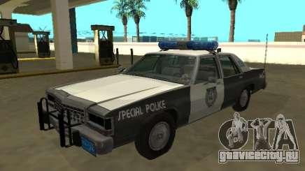 Ford LTD Crown Victoria 1987 Medford Spec Police для GTA San Andreas