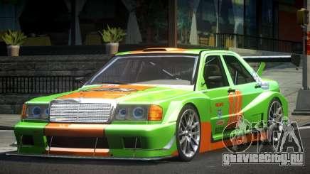Mercedes-Benz BS Evo2 L1 для GTA 4