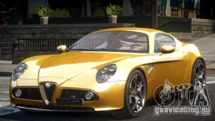 Alfa Romeo 8C BS для GTA 4