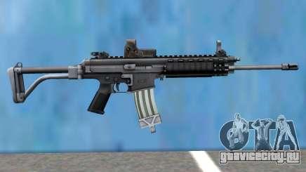 Robinson XCR Assault Rifle V2 для GTA San Andreas