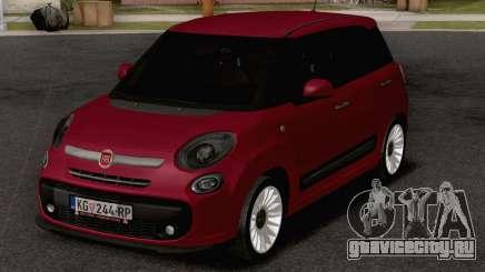 Fiat 500L для GTA San Andreas