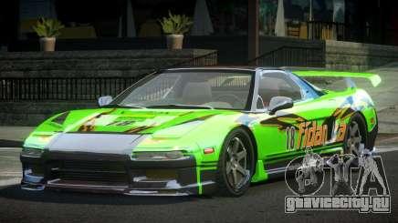 Honda NSX BS L7 для GTA 4