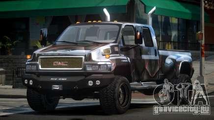 GMC C4500 TR L9 для GTA 4