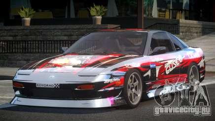 Nissan 240SX PSI L3 для GTA 4