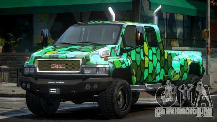 GMC C4500 TR L11 для GTA 4