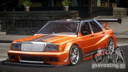 Mercedes-Benz BS Evo2 L9 для GTA 4