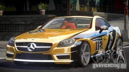 Mercedes-Benz SLK GST ES L2 для GTA 4