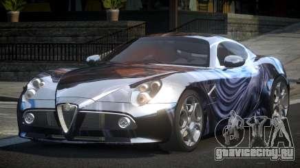 Alfa Romeo 8C GS-R L10 для GTA 4