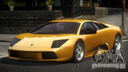 Lamborghini Murcielago BS V1.1 для GTA 4