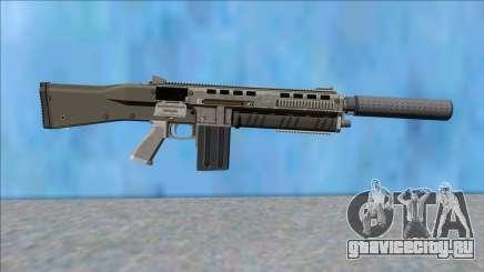 GTA V Vom Feuer Assault Shotgun Platinum V8 для GTA San Andreas