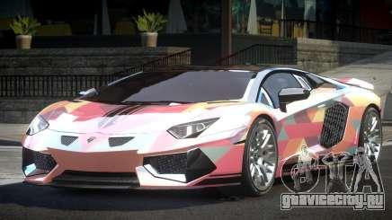 Lamborghini Aventador BS-T L4 для GTA 4