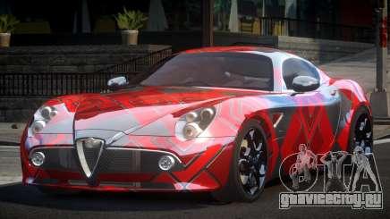 Alfa Romeo 8C GS-R L6 для GTA 4