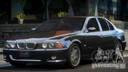 BMW M5 E39 BS для GTA 4