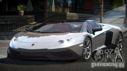 Lamborghini Aventador GS для GTA 4