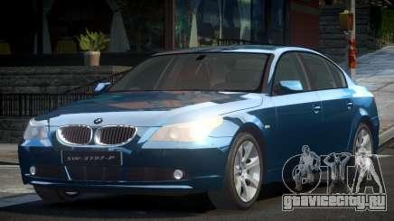 BMW M5 E60 525D для GTA 4