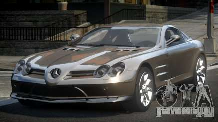 Mercedes-Benz SLR BS для GTA 4