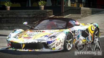 Ferrari F150 L6 для GTA 4