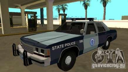 Ford LTD Crown Victoria 1991 Massachusetts для GTA San Andreas