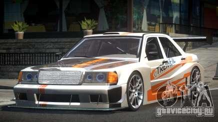 Mercedes-Benz BS Evo2 L4 для GTA 4