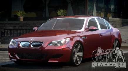 BMW M5 E60 SP V1.1 для GTA 4