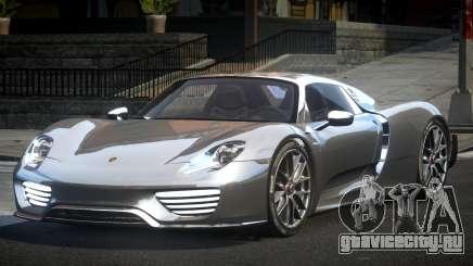 Porsche 918 Spyder SR для GTA 4