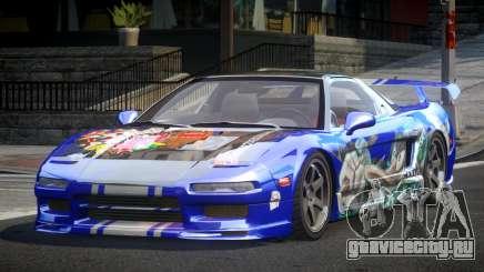 Honda NSX BS L1 для GTA 4