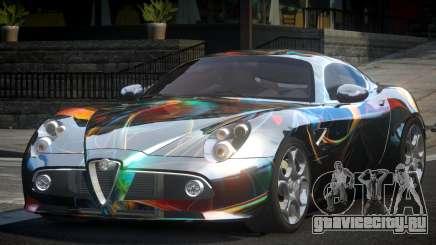 Alfa Romeo 8C GS-R L4 для GTA 4