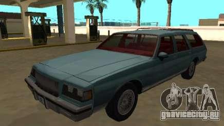 Buick LeSabre Station Wagon 1988 для GTA San Andreas