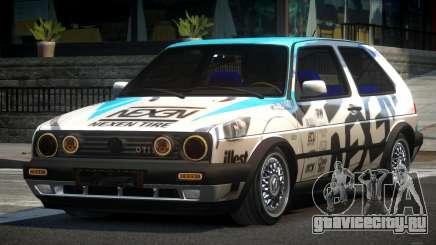 Volkswagen Golf GST-I L4 для GTA 4