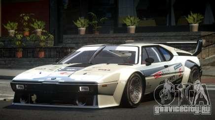 1981 BMW M1 L2 для GTA 4