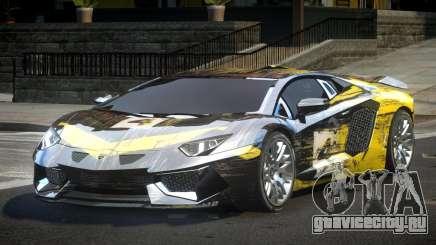 Lamborghini Aventador BS-T L1 для GTA 4