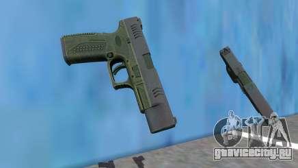 PAYDAY 2 LEO Pistol для GTA San Andreas