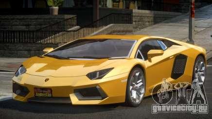 Lamborghini Aventador GS V1.1 для GTA 4