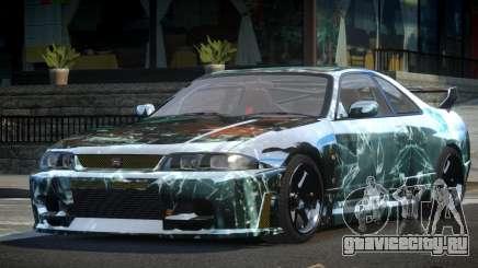 Nissan Skyline R33 BS L6 для GTA 4
