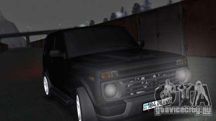 Ваз 2121 Urban для GTA San Andreas