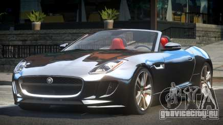 Jaguar F-Type V1.2 для GTA 4