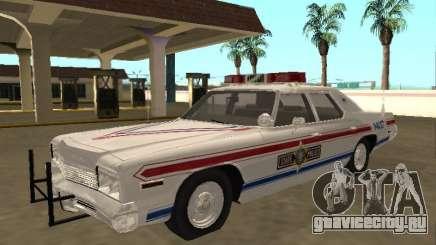 Dodge Monaco 1974 Illinois State Police для GTA San Andreas