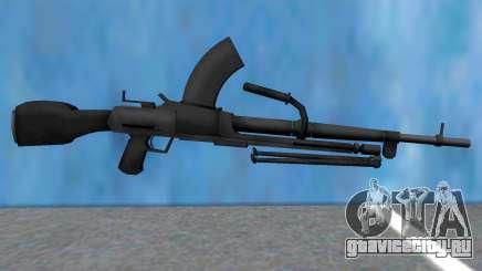Bren Gun from Madness Combat 6.5 для GTA San Andreas