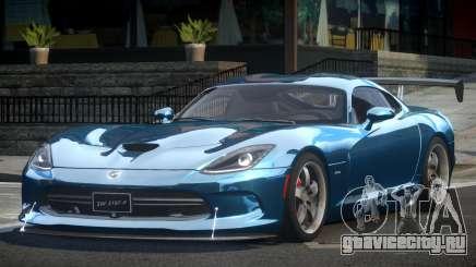 Dodge Viper Qz для GTA 4