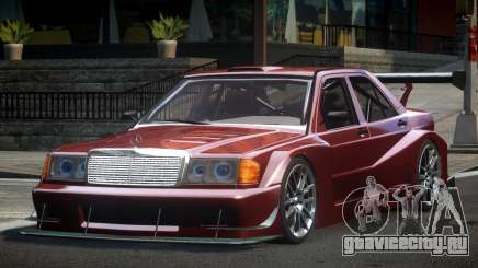 Mercedes-Benz BS Evo2 для GTA 4