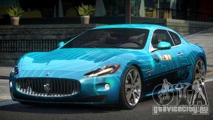 Maserati GranTurismo GS L2 для GTA 4