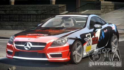 Mercedes-Benz SLK GST ES L6 для GTA 4