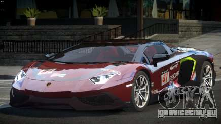 Lamborghini Aventador GS L3 для GTA 4