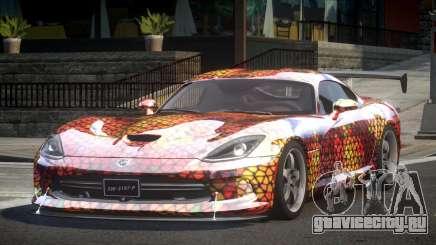 Dodge Viper Qz L7 для GTA 4