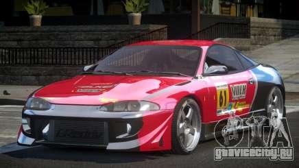 Mitsubishi Eclipse ES L5 для GTA 4