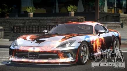 Dodge Viper Qz L3 для GTA 4