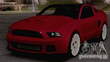 2013 Ford Mustang GT для GTA San Andreas