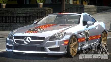 Mercedes-Benz SLK GST ES L7 для GTA 4